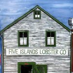 Five Island Lobster Company | Claire Dunaway Studios