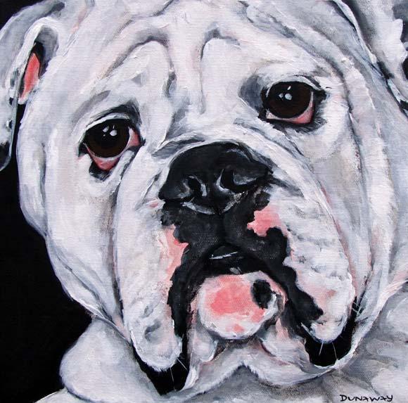 Pet Portrait Testimonial | Bugatti