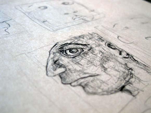Sketchbook Series | Faces