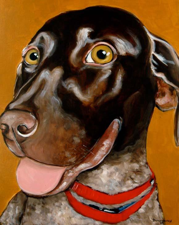 Pet Portrait Testimonial | Nora