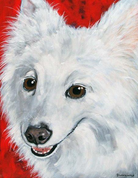 Pet Portrait Testimonial | Quita